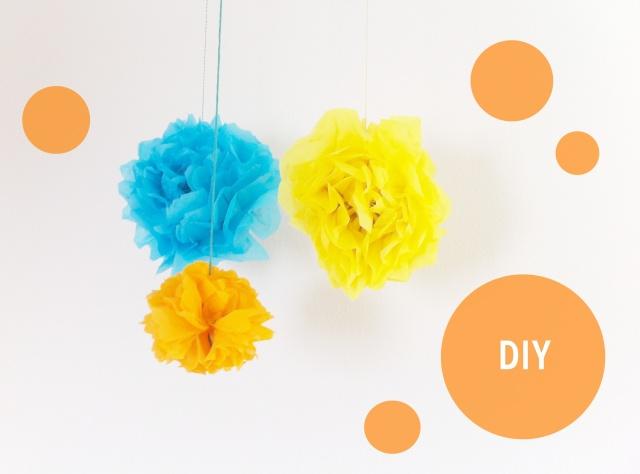DIY pompom