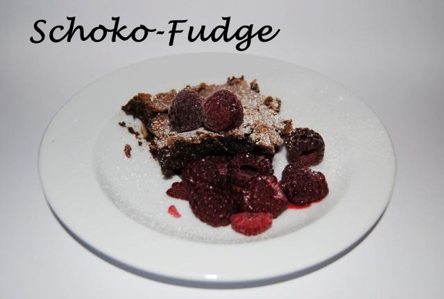 schoko fudge